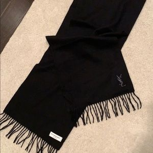 YSL Pure Wool Scarf